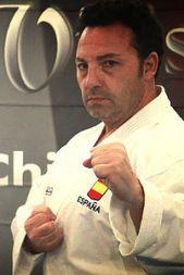 Senseï José E. EGEA Champion d'Europe et du Monde WKF Chef Instructeur de la C.I.K.A.